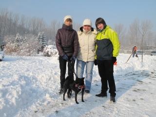Dzień otwarty w schronisku dla zwierząt (12.2010r.)