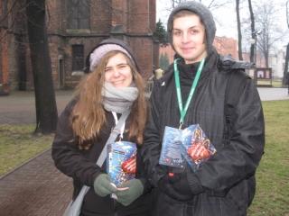 Finał WOŚP (08.01.2012r.)