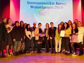 III Siemianowicka Gala Wolontariatu 05.12.2019
