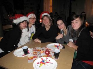 Kiermasz świąteczny (12.2010r.)