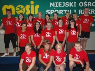 Spartakiada młodzieży niepełnosprawnej (06.2012r.)