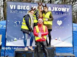VI Bieg Mikołajkowy 08.12.2019